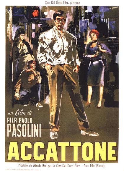 Pier Paolo Pasolini  [5 Películas Online]